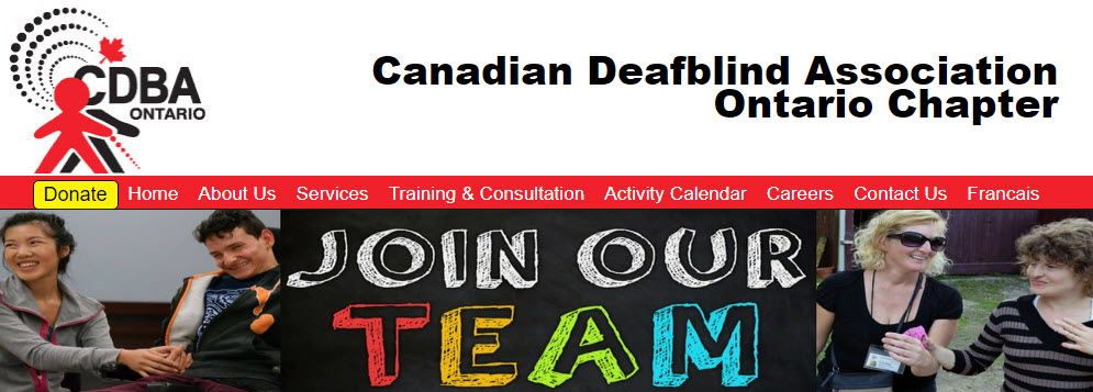 Canadian Deafblind Association